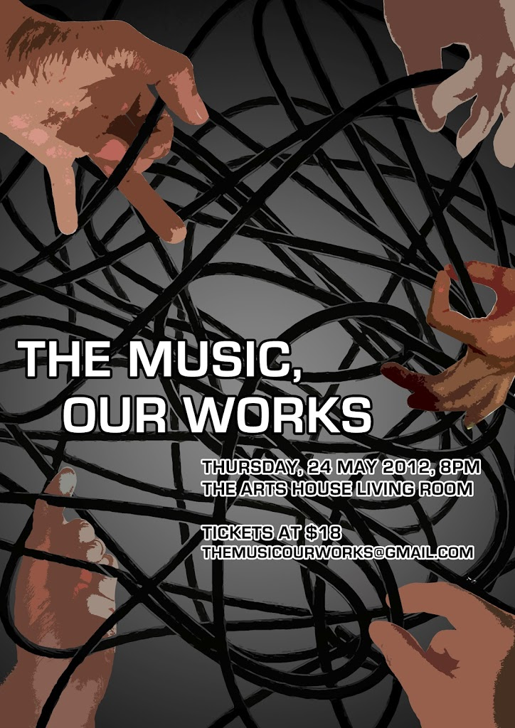 The Music, Our Works – An evening of New Music