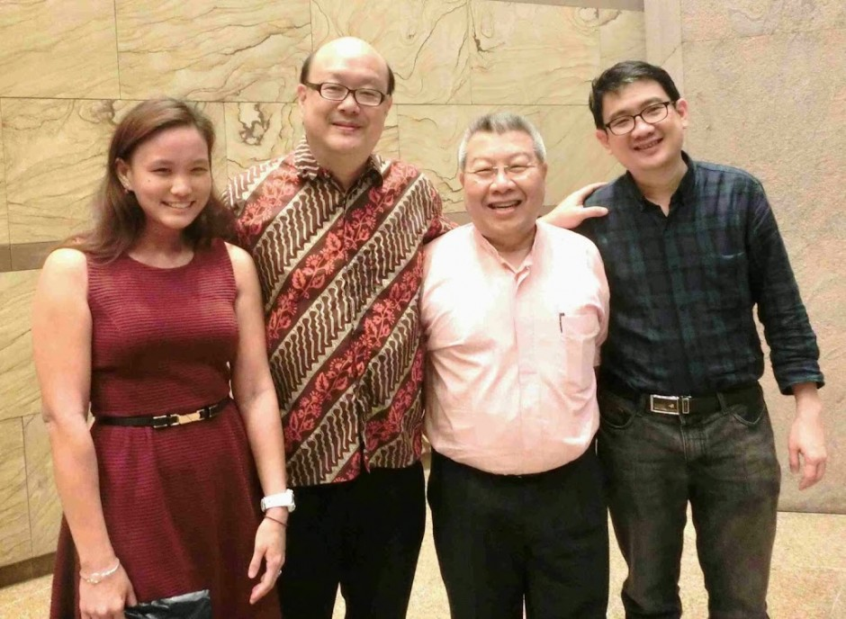 Four Sides to a Concert – Critics take on Fou Ts'ong's Mozart