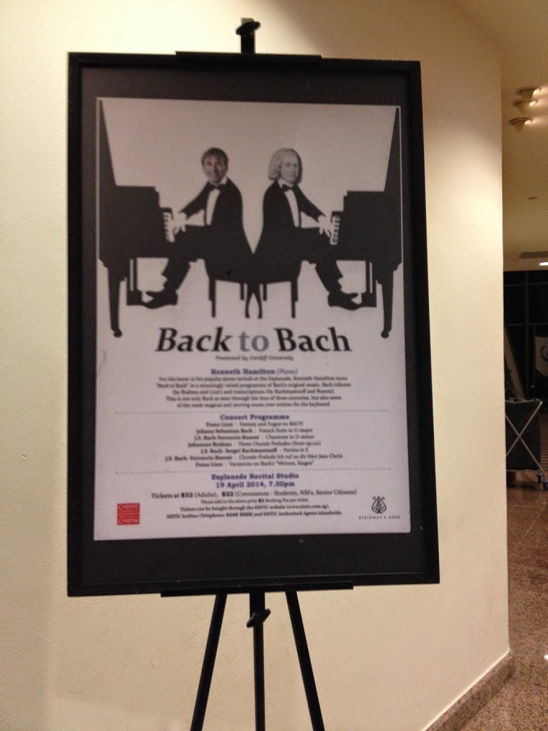 Back to Bach – A Review