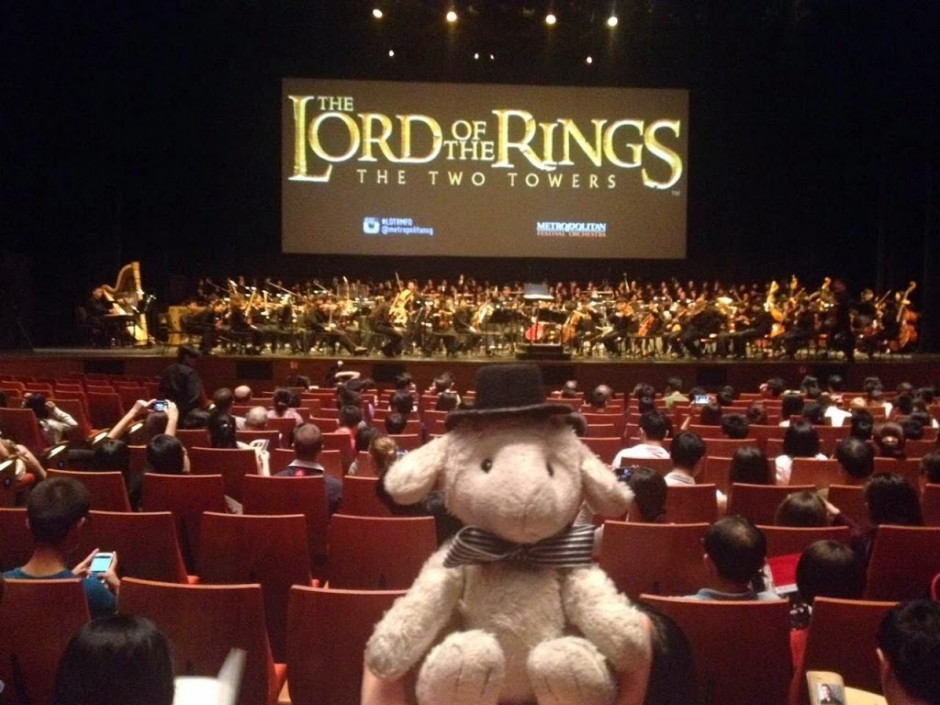 Lord Of The Rings: The Two Towers presented by the Metropolitan Festival Orchestra – A Review