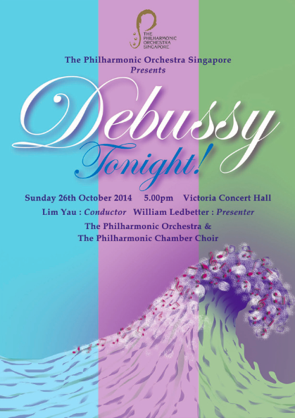 TPO Presents… Debusssy Tonight! – an advertisement