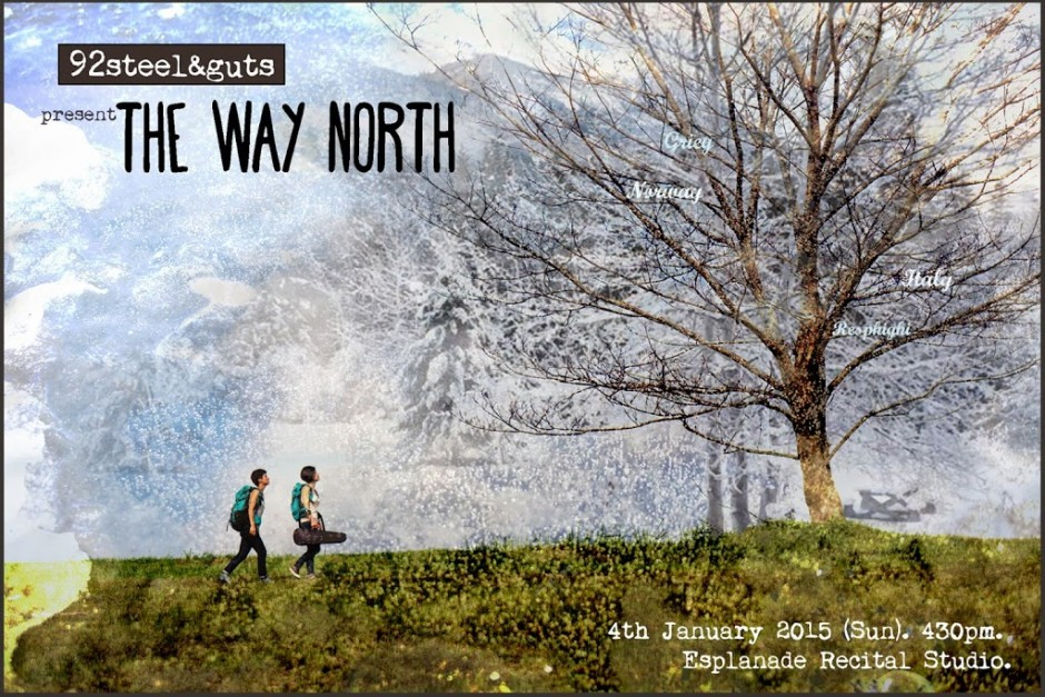 The Way North by 92steel&guts – An Advertisement